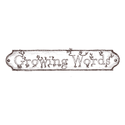 logo growingwords colore